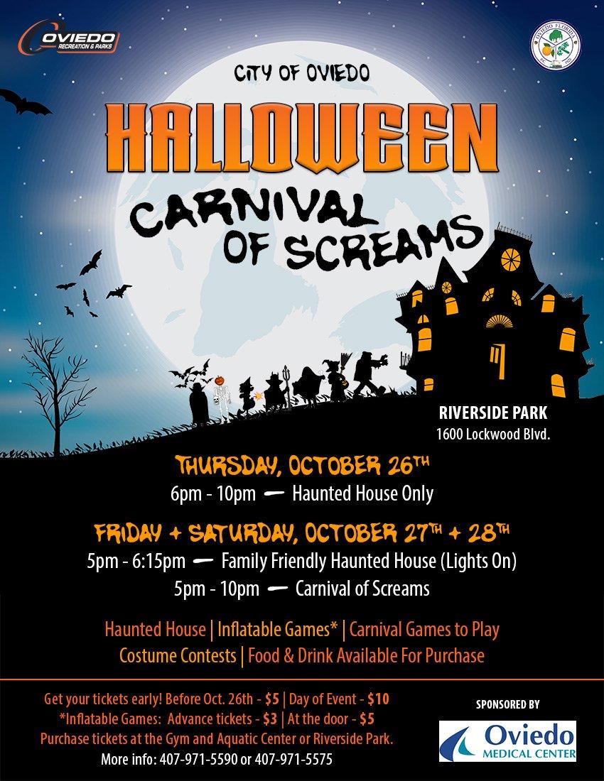 Carnival-of-Screams Poster
