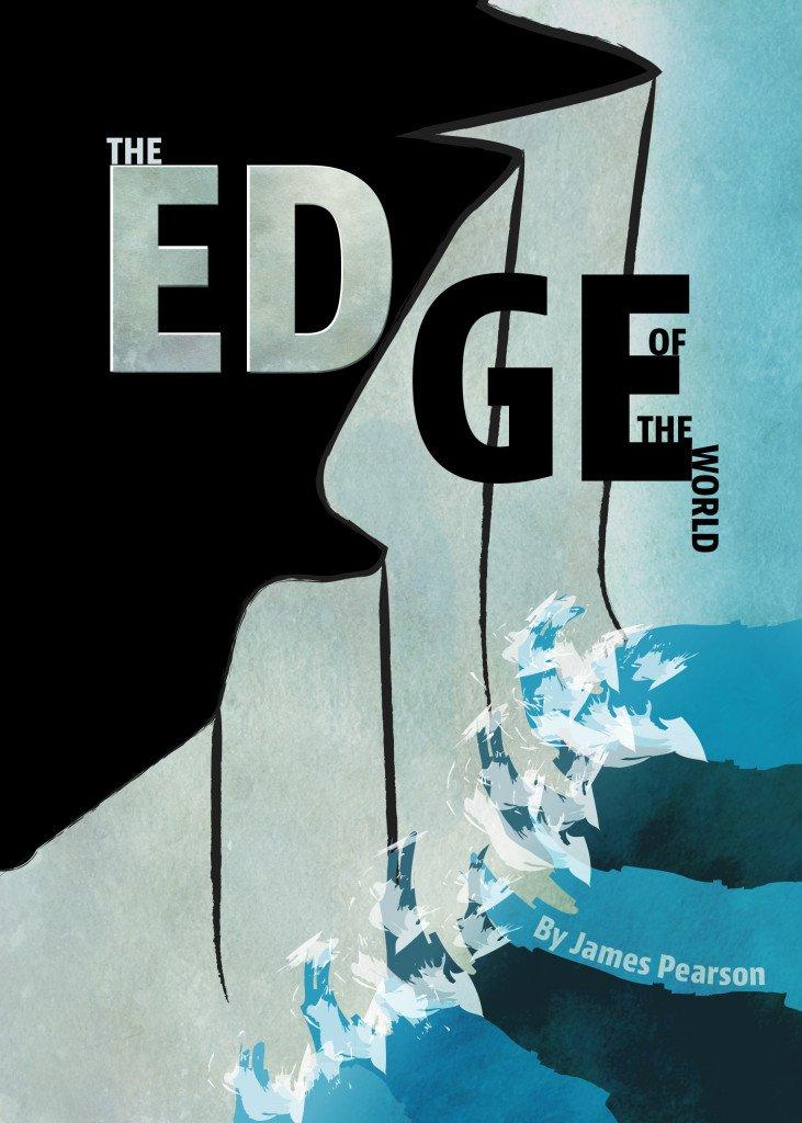 Edge of the World Book Cover Design