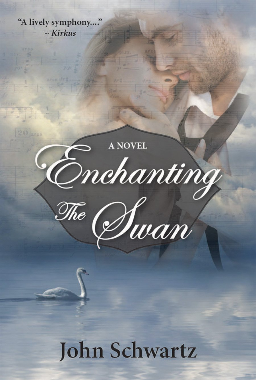 Enchanting the Swan Book Cover