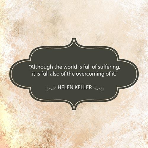 Helen Keller quote 3