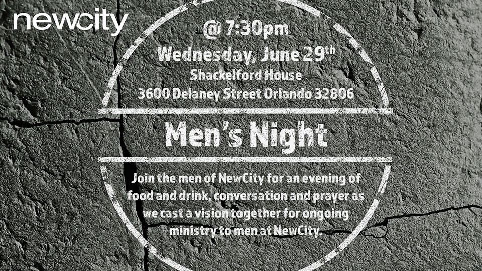 New City Mens Night