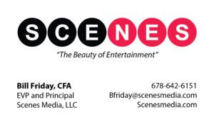 Scenes Business Card