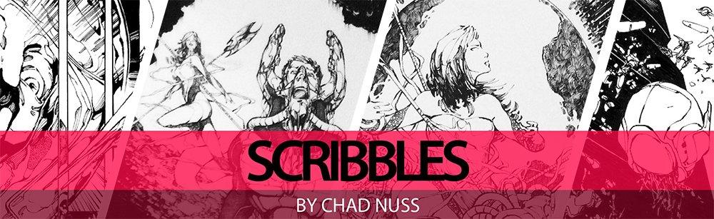 Scribbles- blog header