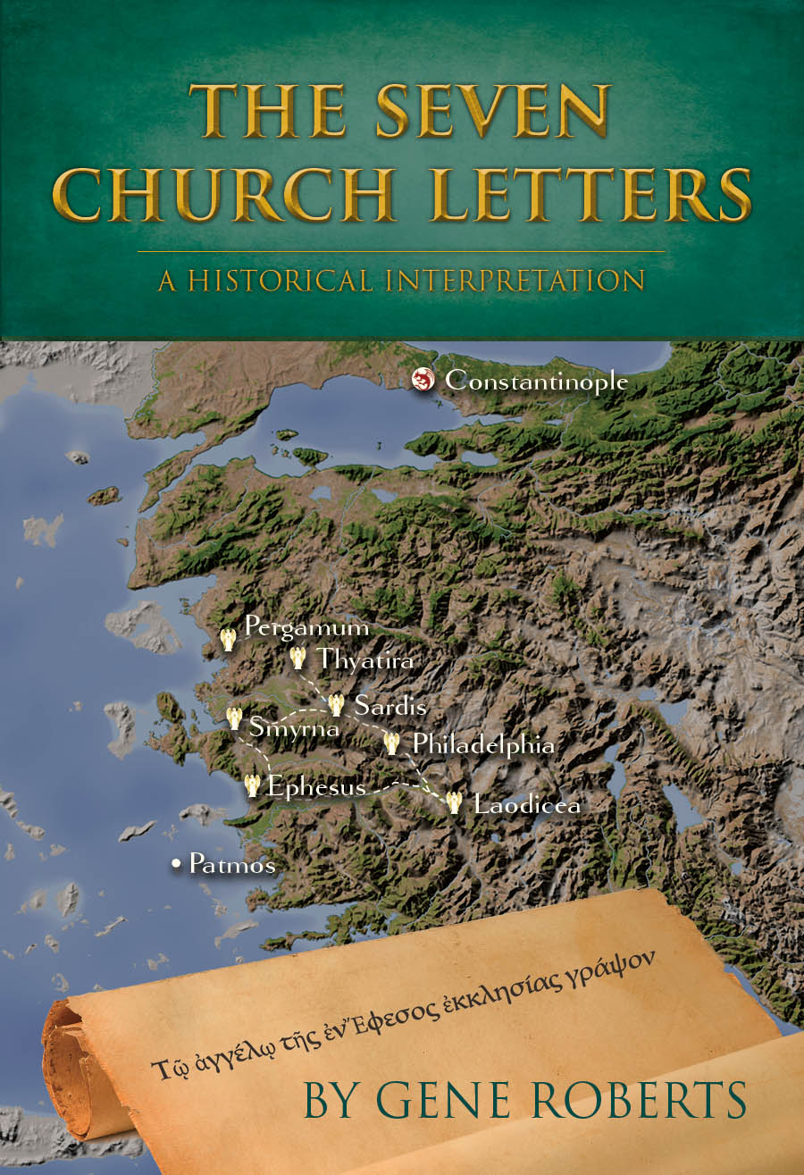 Seven Church Letters by Gene Roberts Book Cover