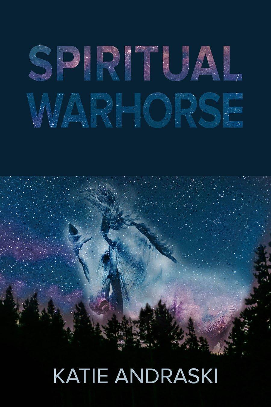 Spiritual Warhorse by Katie Andraski Book Cover