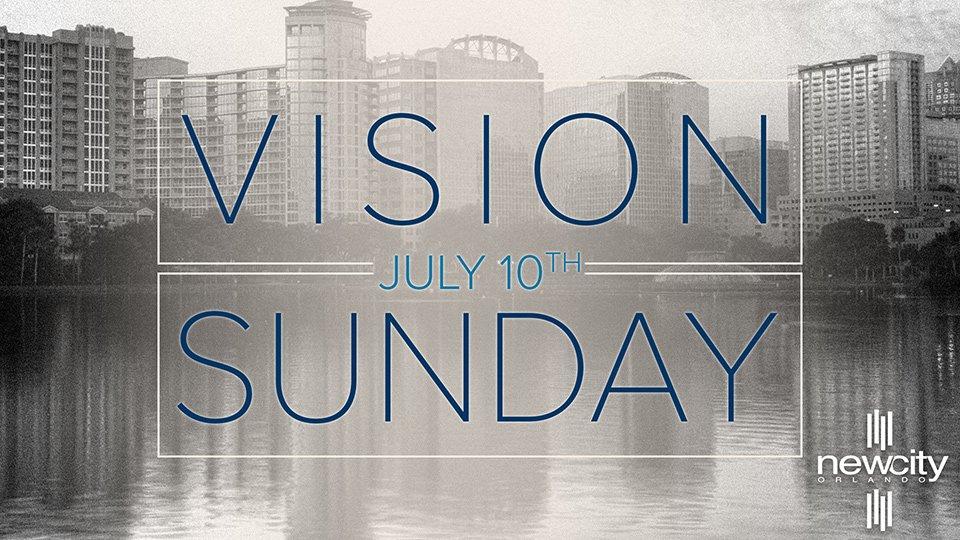 New City Vision Sunday