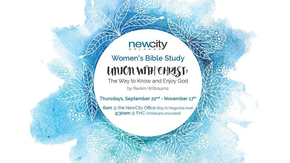 New City Womens-Fall-Bible-Study